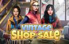 Vintage Shop Sale
