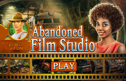 Abandoned Film Studio