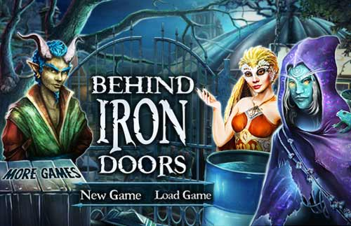 Behind Iron Doors