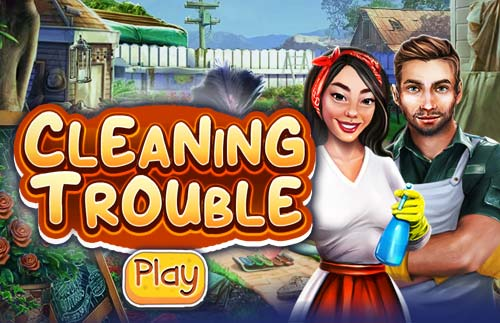 Cleaning trouble