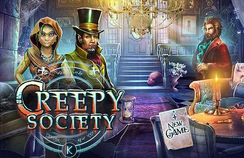 Creepy Society