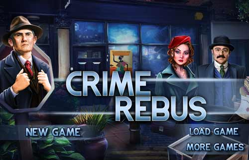 Game:Crime Rebus