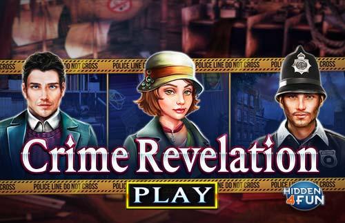 Game:Crime Revelation