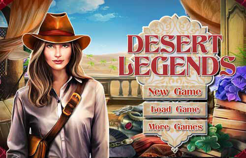 Desert Legends