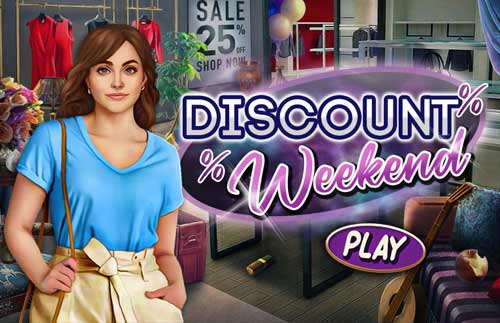 Discount weekend