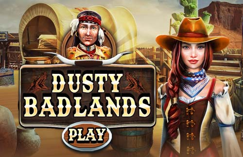 Game:Dusty Badlands