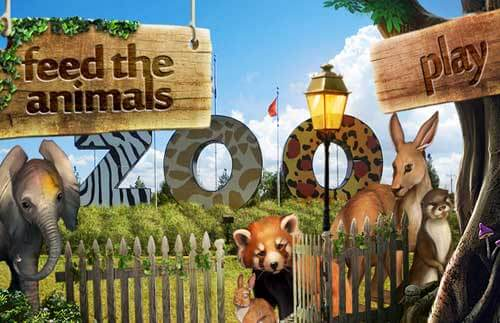 Feed the Animals at hidden4funcom