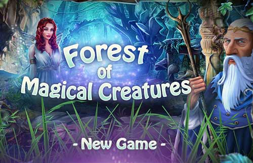 Forest of Magical Creatures