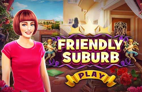Friendly suburb