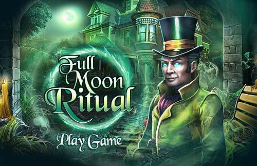 Image Full Moon Ritual
