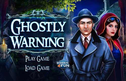 Ghostly Warning