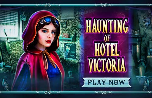 Haunting of Hotel Victoria