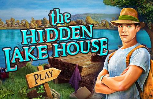 Hidden Lake House At Hidden4fun Com