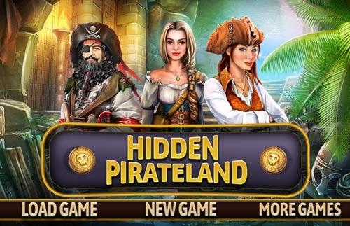 Game:Hidden Pirateland