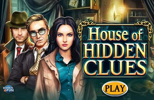 Game:House of Hidden Clues