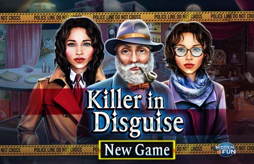 Killer in Disguise