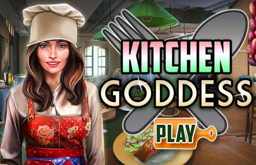Kitchen goddess