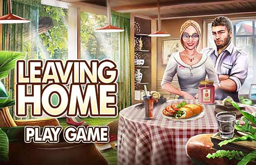 leaving home play