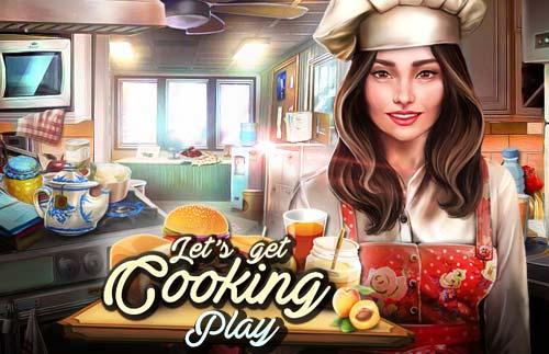 Lets Get Cooking - at hidden4fun.com