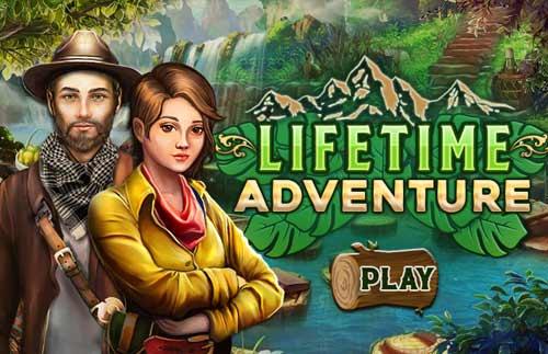 Lifetime adventure