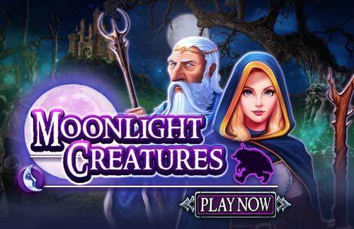 Moonlight Creatures