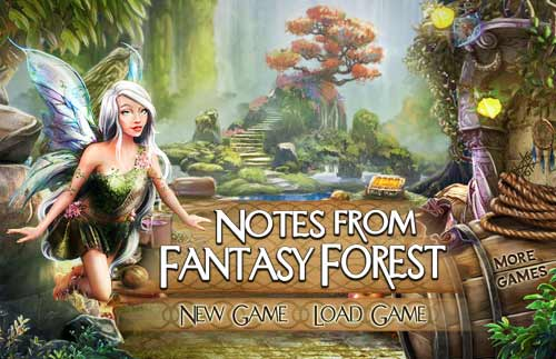 Notes from Fantasy Forest