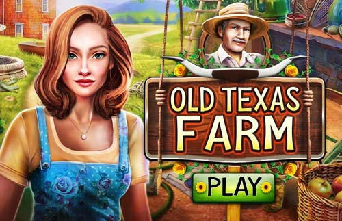 Old Texas Farm