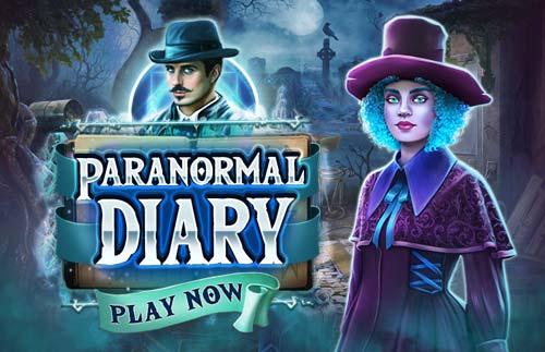 Paranormal Diary