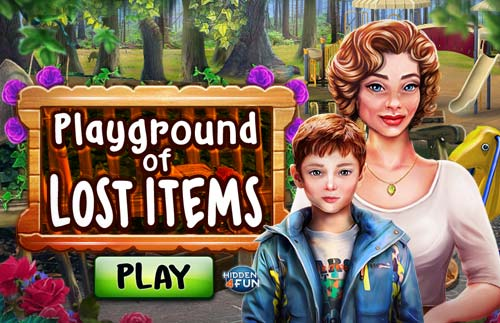 Playground of Lost Items