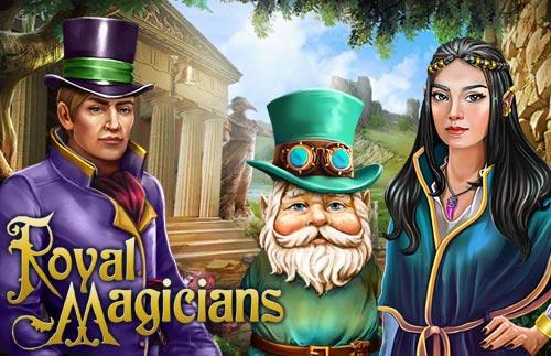 Royal Magicians