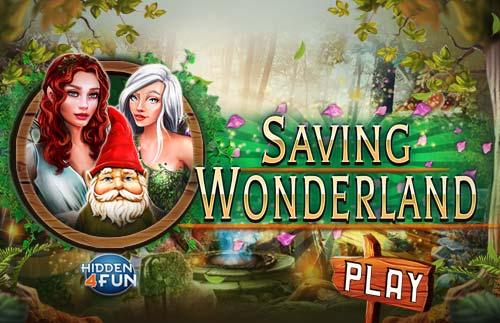 Saving Wonderland