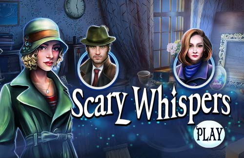 Scary Whispers