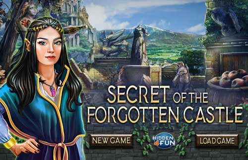 Secret of the Forgotten Castle - at hidden4fun com