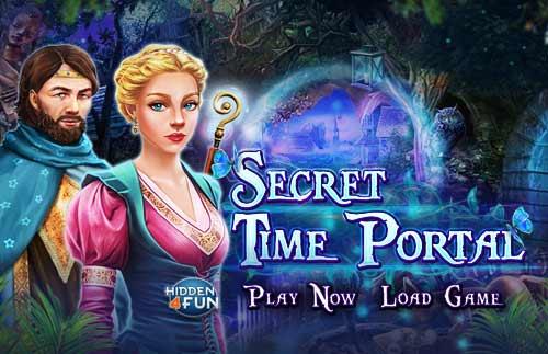 Secret Time Portal