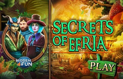 Secrets of Efria
