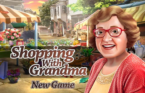 Game:Shopping with Grandma
