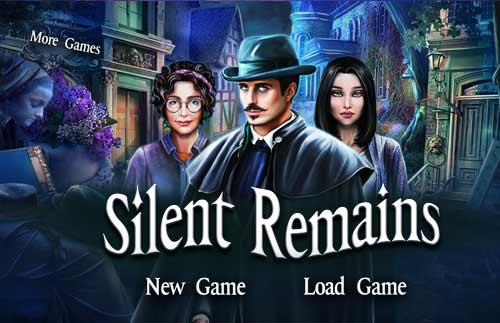 Game:Silent Remains