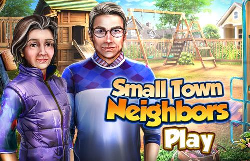 Image Small Town Neighbors