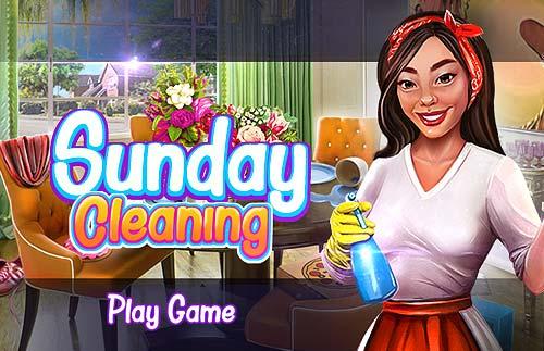 Image Sunday Cleaning