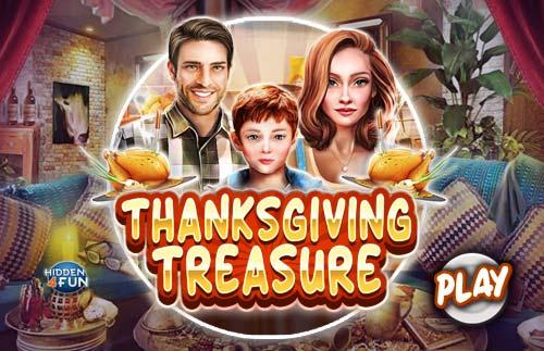 Thanksgiving Treasure