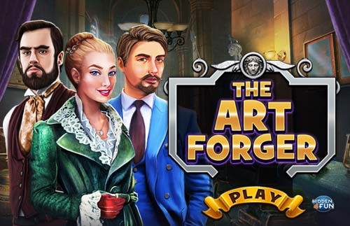 Game:The Art Forger