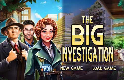 The Big Investigation