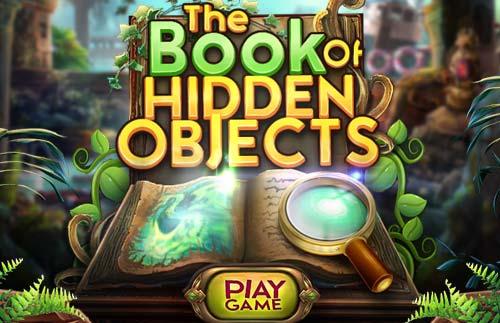 The Book Of Hidden Objects at hidden4funcom