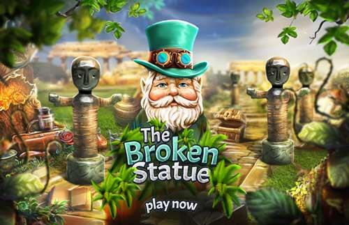 Image The Broken Statue