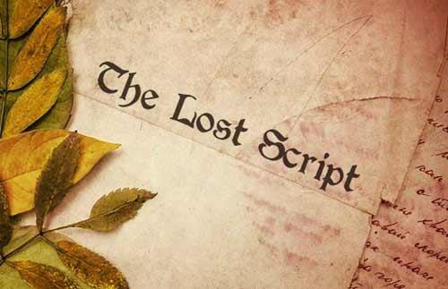 The Lost Script At Hidden4fun Com