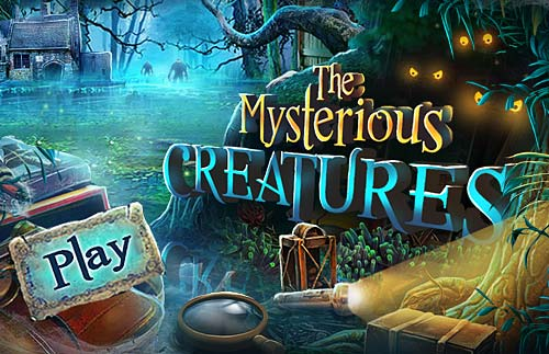 The Mysterious Creatures at hidden4funcom