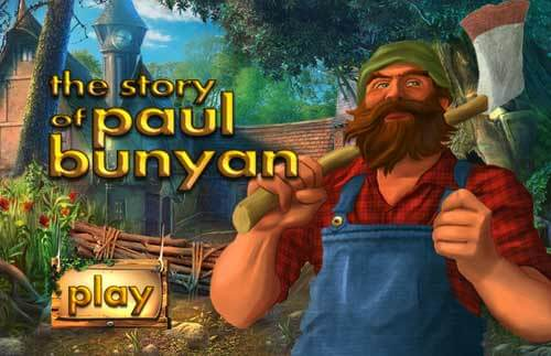 The Story Of Paul Bunyan At Hidden4fun Com