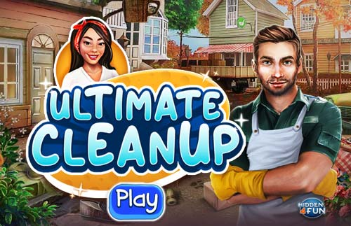 Ultimate cleanup