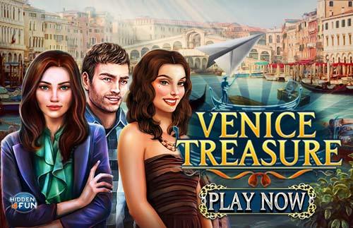 Game:Venice treasure
