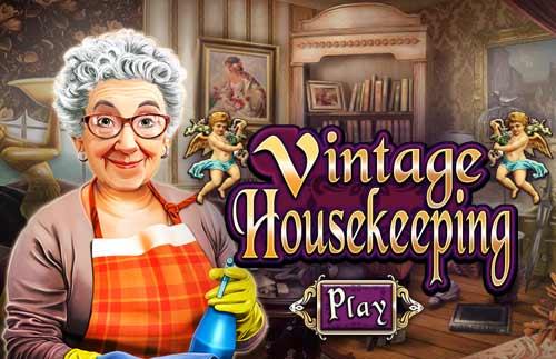 Vintage Housekeeping
